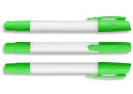 Textmarker, Wax-Marker, H6004, neon green