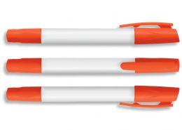 Textmarker, Wax-Marker, H6004, neon orange