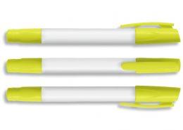 Textmarker, Wax-Marker, H6004, neon yellow